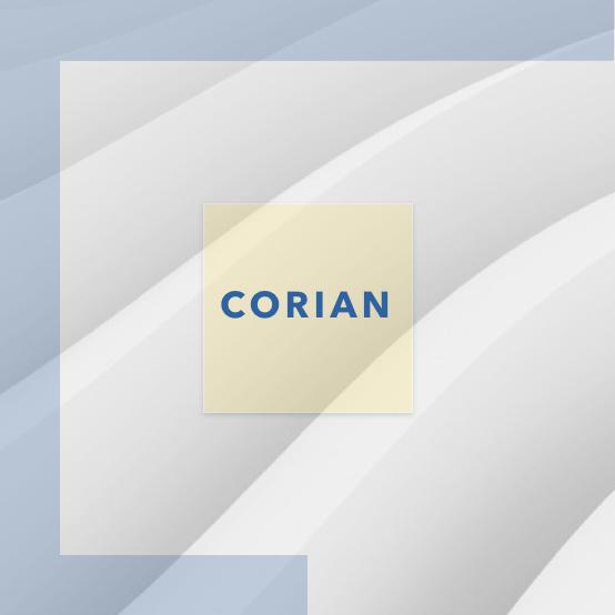 Lavorazione Corian
